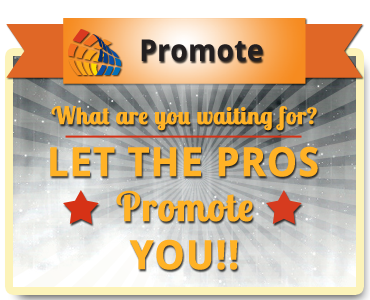 Let the Pros Promote YOU!