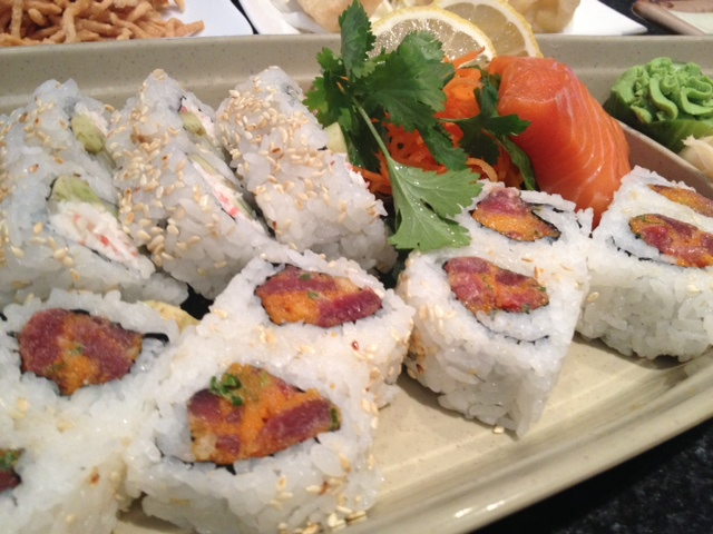 Review: Volcano Asian Cuisine