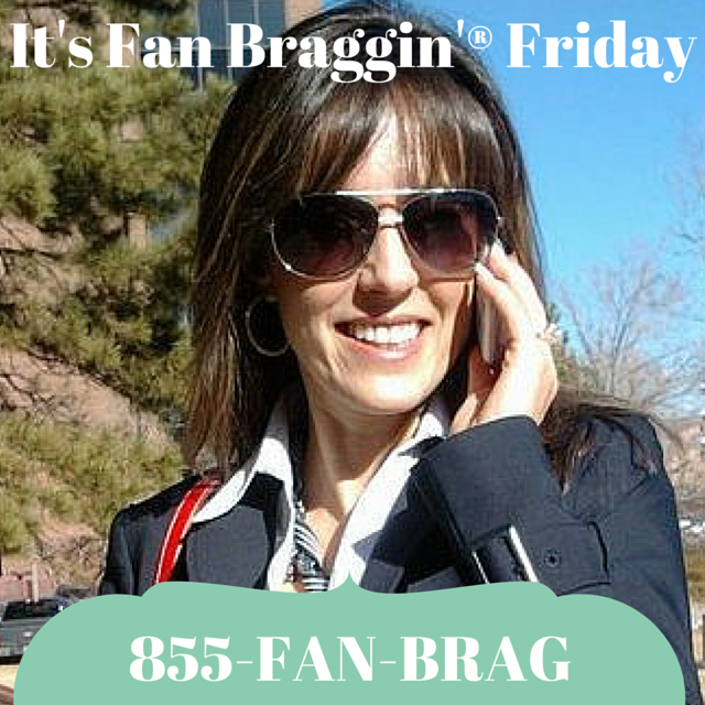 Fan Braggin' Friday 040116