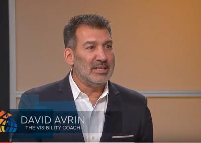 David Avrin The Visibility Coach