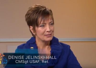 Denise Jelinski-Hall Women In Our Military