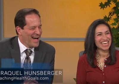 Eric and Raquel Hunsberger Reach Health Goals Now