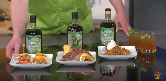 Chef JP Krause Squeal Rum