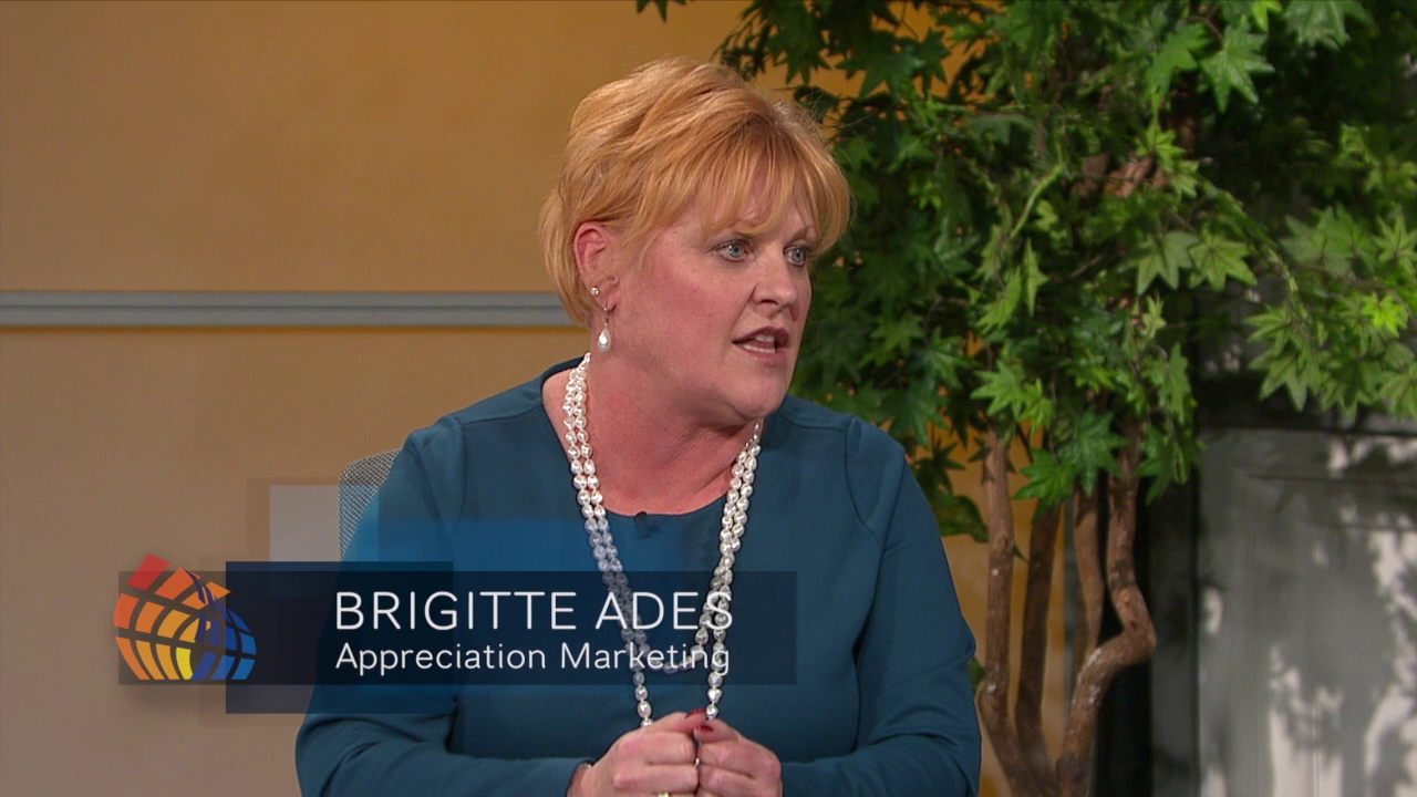 Business BrainStorm Brigitte Ades