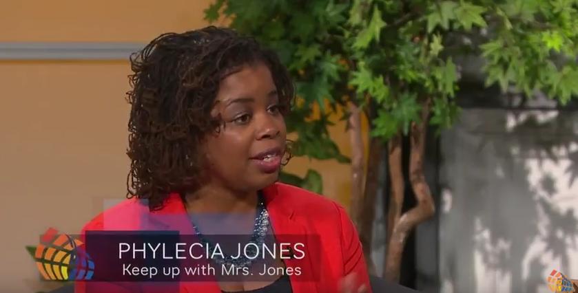 Phylecia Jones Budgetologist