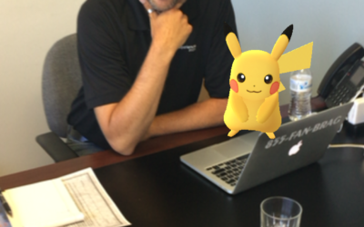 5 Things Small Business Owners Can Learn from Pokémon Go!